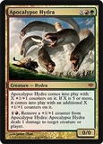 Magic the Gathering Conflux Single Apocalypse Hydra FOIL - NEAR MINT (NM)