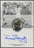 2000 Upper Deck Legends #SWS Willie Stargell Legendary Signatures Auto