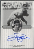 2000 Upper Deck Legends #SJP Jim Palmer Legendary Signatures Auto