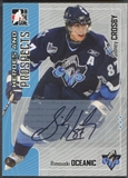 2005/06 ITG Heroes and Prospects #ASC Sidney Crosby Rookie Auto