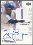 2000 Upper Deck Pros and Prospects #TGW Tony Gwynn Game Jersey Auto