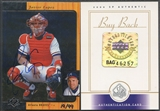 2000 SP Authentic #97 Javy Lopez 1996 SP Authentic Buyback Auto #19/99