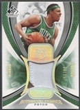 2005/06 SP Game Used #PP Paul Pierce Authentic Fabrics Patch #36/75
