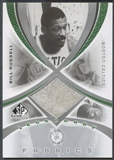 2005/06 SP Game Used #BR Bill Russell Legendary Fabrics Jersey