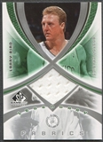 2005/06 SP Game Used #LB Larry Bird Legendary Fabrics Jersey