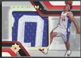 2004/05 Ultimate Collection #SL Shaun Livingston Premium Patch #65/75