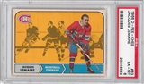 1968/69 O-Pee-Chee Hockey #63 Jacques Lemarie PSA 6 (EX-MT) *6559