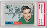 1968/69 O-Pee-Chee Hockey #88 Doug Roberts PSA 8 (NM-MT) *2164
