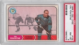 1968/69 O-Pee-Chee Hockey #109 Val Fonteyne PSA 8 (NM-MT) *7375
