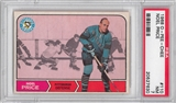 1968/69 O-Pee-Chee Hockey #110 Noel Price PSA 7 (NM) *7630