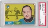 1968/69 O-Pee-Chee Hockey #111 Glenn Hall PSA 7 (NM) *8875
