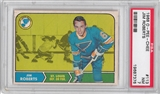 1968/69 O-Pee-Chee Hockey #113 Jim Roberts PSA 7 (NM) *7376