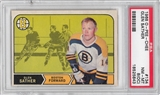 1968/69 O-Pee-Chee Hockey #134 Glen Sather PSA 8 (NM-MT) (OC) *5843