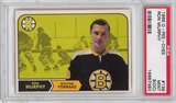1968/69 O-Pee-Chee Hockey #139 Ron Murphy PSA 9 (MINT) *7380