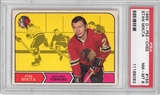 1968/69 O-Pee-Chee Hockey #155 Stan Mikita PSA 8 (NM-MT) *9083