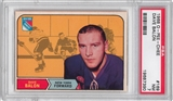 1968/69 O-Pee-Chee Hockey #169 Dave Balon PSA 7 (NM) *7390