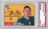1968/69 O-Pee-Chee Hockey #171 Vic Hadfield PSA 7 (NM) *7510