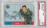 1968/69 O-Pee-Chee Hockey #175 Joe Szura PSA 7 (NM) *0784