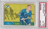 1968/69 O-Pee-Chee Hockey #182 Bill McCreary PSA 8 (NM-MT) *7395