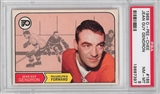 1968/69 O-Pee-Chee Hockey #185 Jean Guy Gendron PSA 8 (NM-MT) *7397