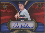 2007 Ultimate Collection #AK Al Kaline America's Pastime Signatures Auto