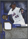 2005 Ultimate Collection #PM Pedro Martinez Hurlers Materials Jersey #02/20