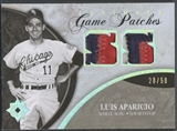 2006 Ultimate Collection #LA Luis Aparicio Game Patch #28/50