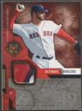 2005 Ultimate Collection #TW Tim Wakefield Hurlers Patch #22/25