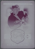 2006 Artifacts #CLN Clint Barmes AL/NL Artifacts Printing Plate Magenta #1/1