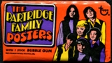 1971 Topps The Partridge Family Posters Wax Pack