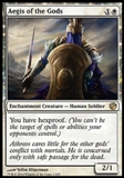 Magic the Gathering Journey into Nyx Single Aegis of the Gods NEAR MINT (NM)