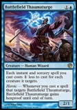 Magic the Gathering Journey into Nyx Single Battlefield Thaumaturge NEAR MINT (NM)