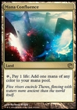 Magic the Gathering Journey into Nyx Single Mana Confluence Foil NEAR MINT (NM)