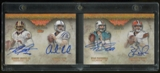 2012 Topps Five Star Serial #1/1 Futures Quadra-Graph Andrew Luck Griffin III Tannehill