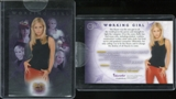 2004 InkWorks Buffy the Vampire Slayer Women of Sunnydale Box Loaders #CL1 Working Girl
