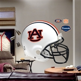 "Fathead Auburn Tigers Helmet Wall Graphic 4'7"" x 3'10"""