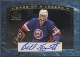 1997/98 SP Authentic #M2 Billy Smith Mark of a Legend Auto #154/560