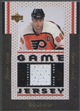 1996/97 Upper Deck #GJ8 Eric Lindros Game Jersey