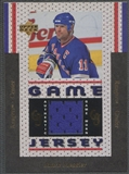 1996/97 Upper Deck #GJ11 Mark Messier Game Jersey