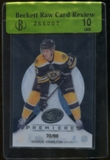 2013-14 Upper Deck Ice Premieres RC Dougie Hamilton Serial #70/99 Graded Beckett 10!