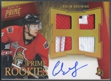 2011/12 Panini Prime #142 Colin Greening Rookie Hologold Patch Auto #16/25