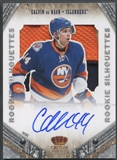 2011/12 Crown Royale #233 Calvin de Haan Rookie Patch Auto #56/99