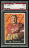 1961/62 Parkhurst #32 Vic Stasiuk Graded PSA 9 MINT *6713*