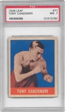 1948 Leaf Boxing #77 Tony Canzoneri PSA 7 (NM) *5782