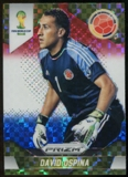 2014 Panini Prizm World Cup Prizms Red White and Blue #47 David Ospina