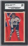 1963/64 Parkhurst Hockey #70 Bob Nevin SGC 88 (NM/MT) *3070