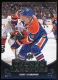2010/11 Upper Deck French #219 Taylor Hall YG RC