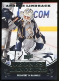 2010/11 Upper Deck French #234 Anders Lindback YG