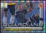 2014 Panini Prizm World Cup Guardians Prizms #25 David Ospina
