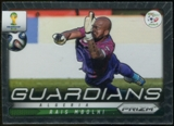 2014 Panini Prizm World Cup Guardians Prizms #1 Rais M'Bolhi